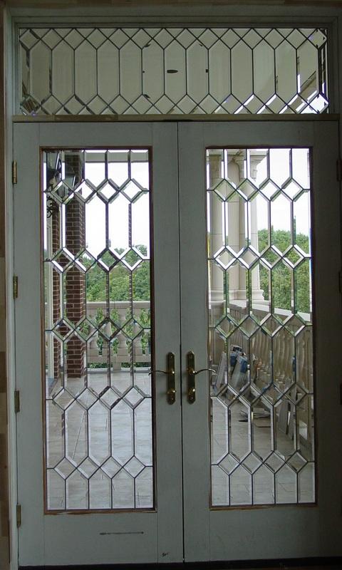 Vitray Dış Kapı