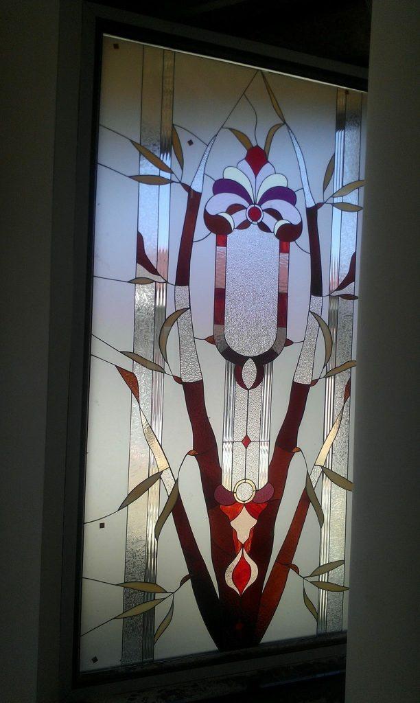 Merdiven Boşluk Camı